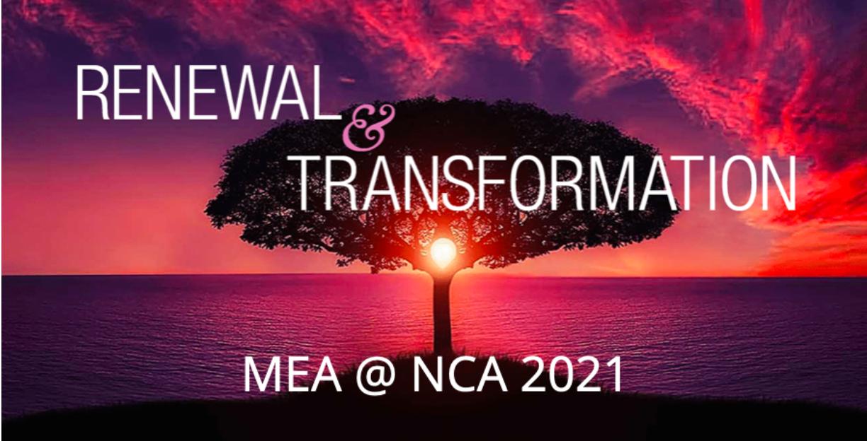 MEA @ NCA 2021